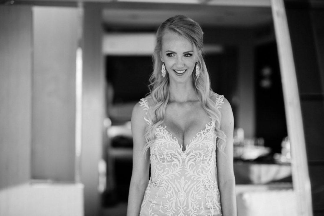 Marti the bride