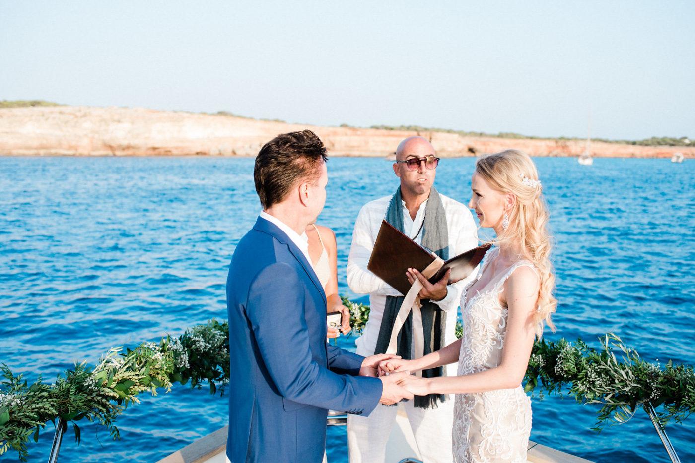 luxury wedding in Ibiza