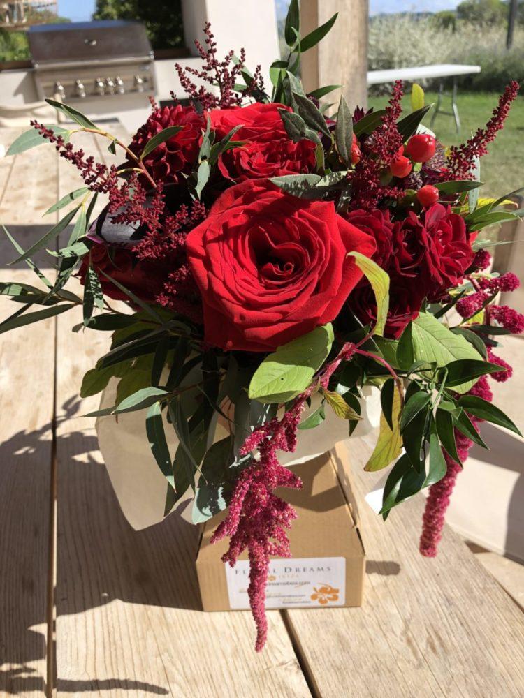 Bridal bouquet Ibiza