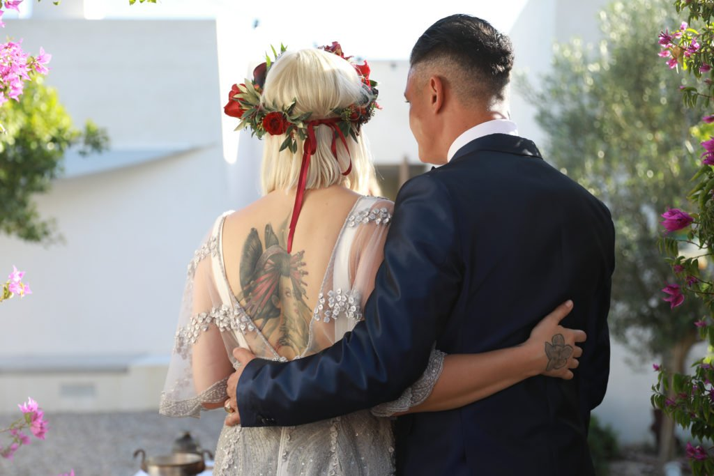 Private villa wedding Ibiza