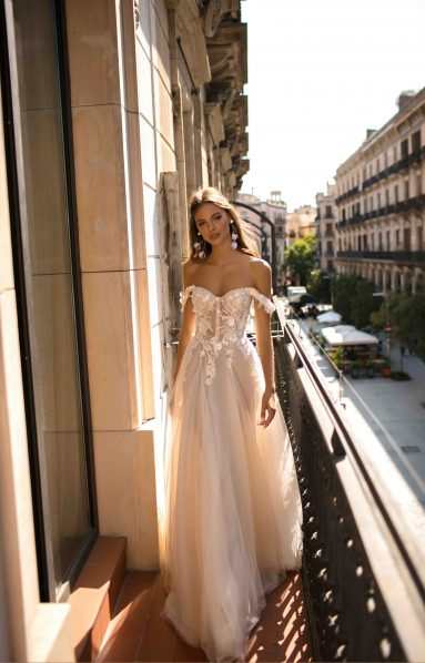 wedding dress Ibiza