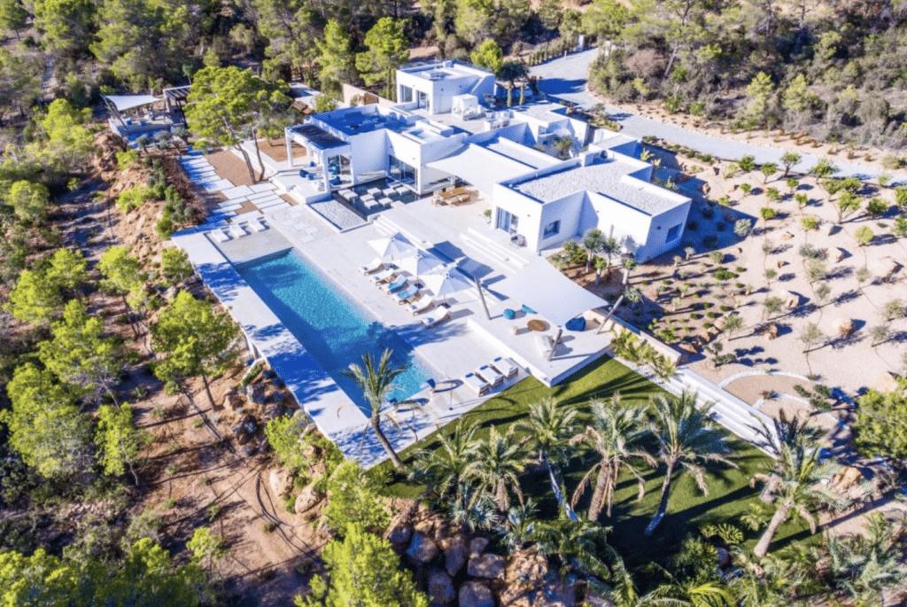 Villa wedding Ibiza
