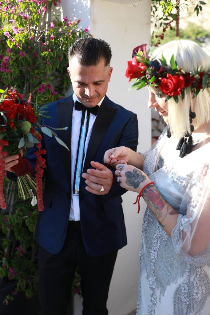 Private villa wedding Ibiza