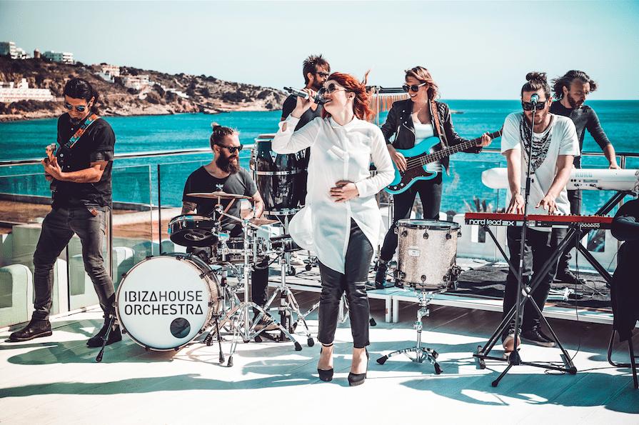 Ibiza wedding band