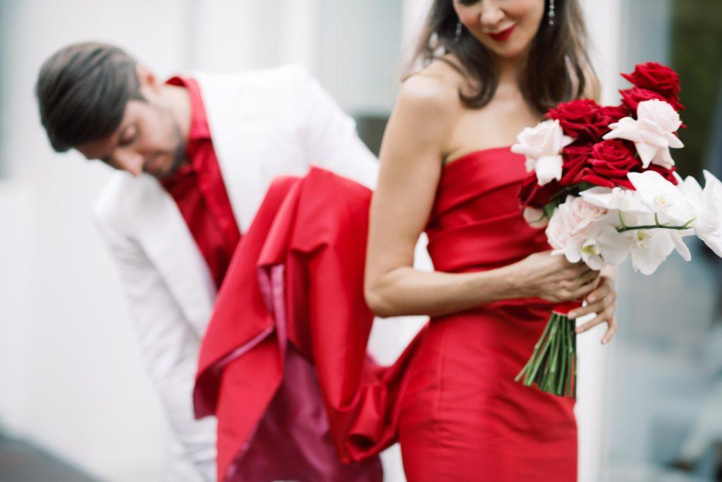 modern wedding Ibiza